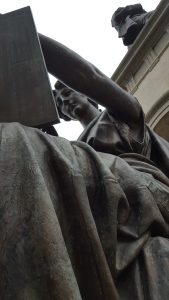 justice, statue, woman
